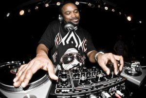 Dj spinner is coming to South Africa