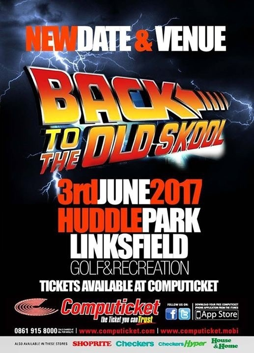 BACK 2 THE OLD SKOOL FESTIVAL MOVES TO NEW VENUE AND DATE