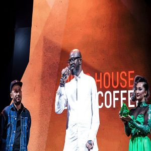 Black Coffee is named the 2017 Deep House DJ at the DJ Awards