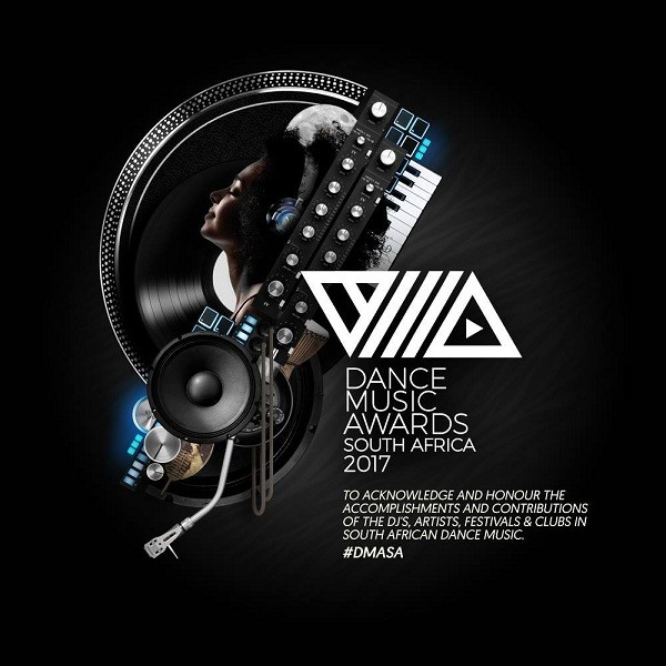 DANCE MUSIC AWARDS SOUTH AFRICA CATEGORIES