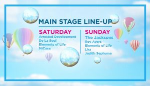 DSTV Delicious International Food & Music Festival presented by Nedbank