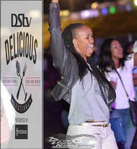 The DStv Delicious International Food and Music Festival presented by Nedbank