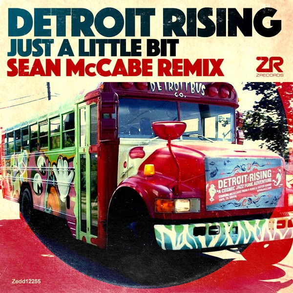 Detroit Rising – Little Bit (Sean McCabe Remix)