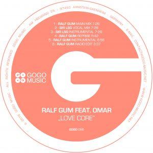 Ralf GUM feat Omar – Love Core (Sir LSG Vocal Mix)