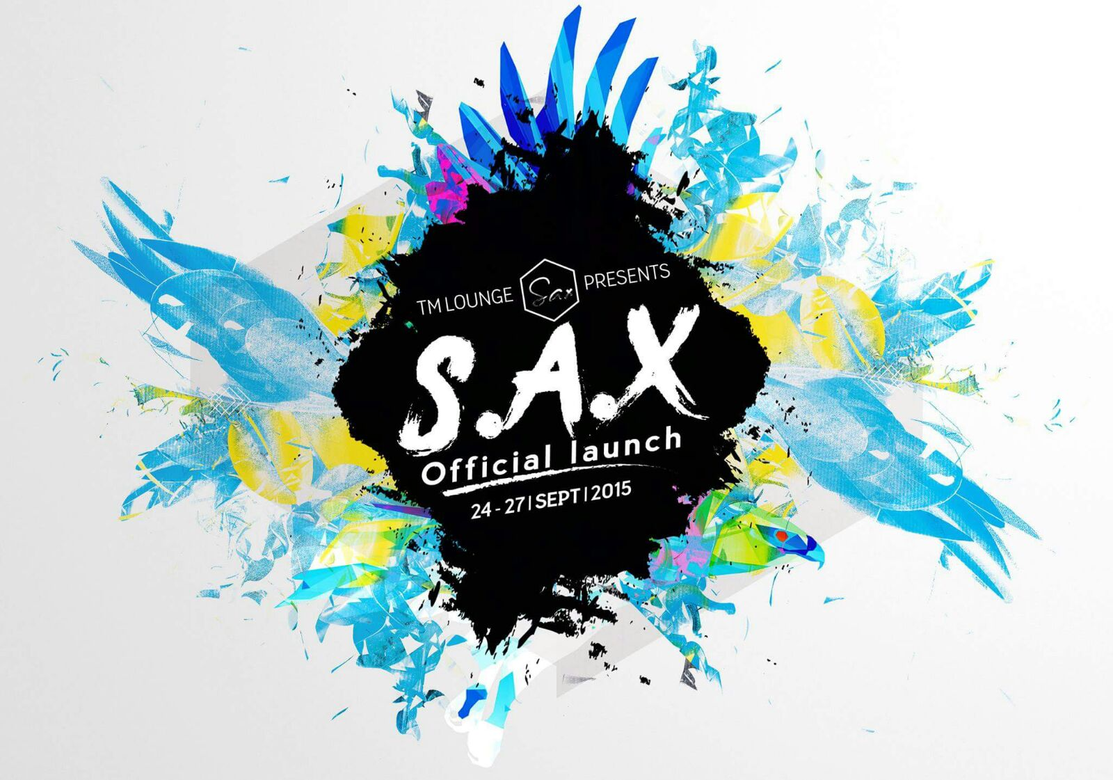 S.A.X Official Launch At TM Lounge