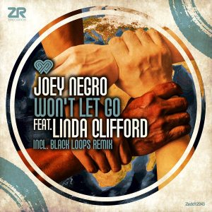 Joey Negro feat Linda Clifford – Wont Let Go (Joey Negro Club Mix)