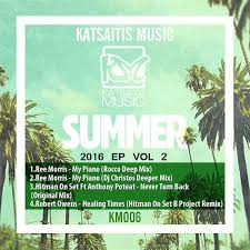 Katsaitis Music Summer EP, Vol 2