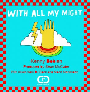 Kenny Bobien- With All My Might (Sean McCabe and Albert Menendez Remix)