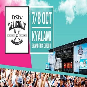 Legendary local acts to burn up the stage at DStv Delicious Festival