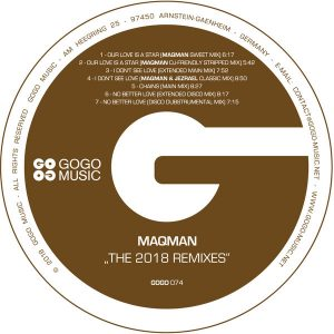 MAQman – The 2018 Remixes