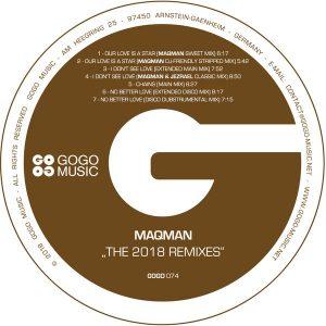 MAQman – The 2018 Remixes