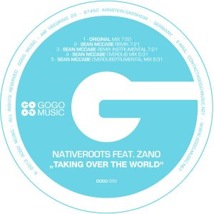 Nativeroots feat Zano- Taking Over The World (Original Mix)
