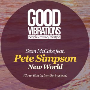 Sean McCabe feat Pete Simpson – New World (Sean And Lem Original Vocal)