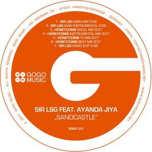 Sir LSG feat Ayanda Jiya – Sandcastle (Main Mix)