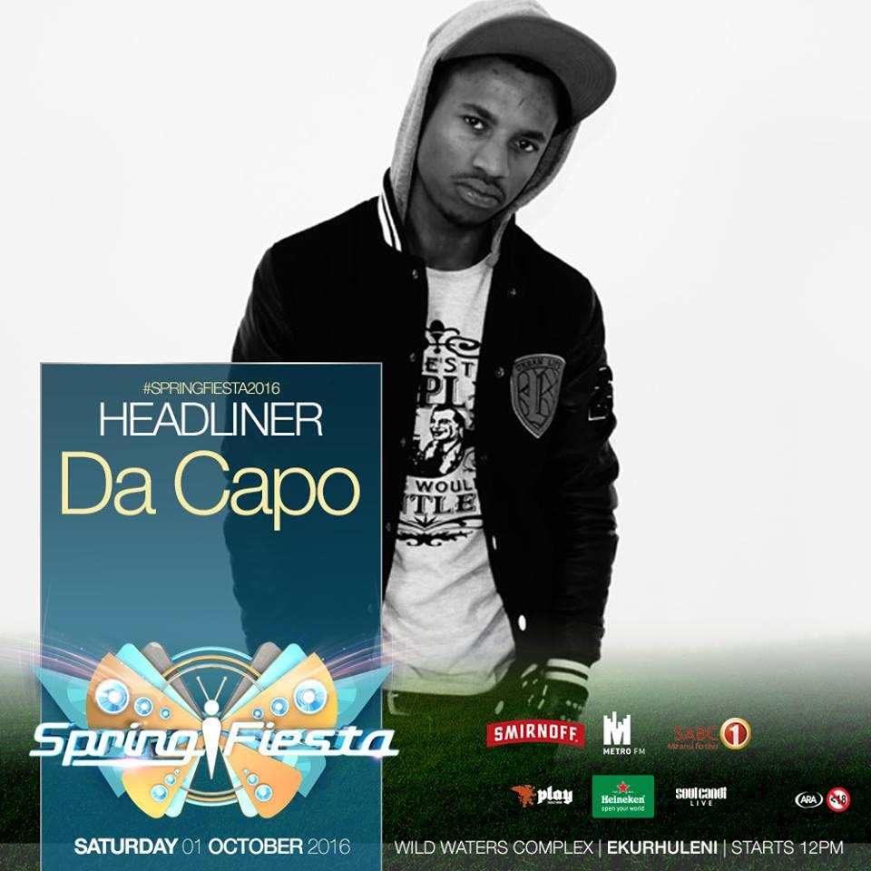#SpringFiesta2016 with Da Capo