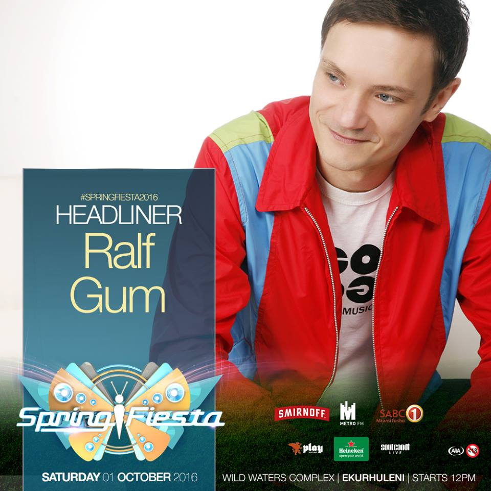 #SpringFiesta2016 with Ralf Gum