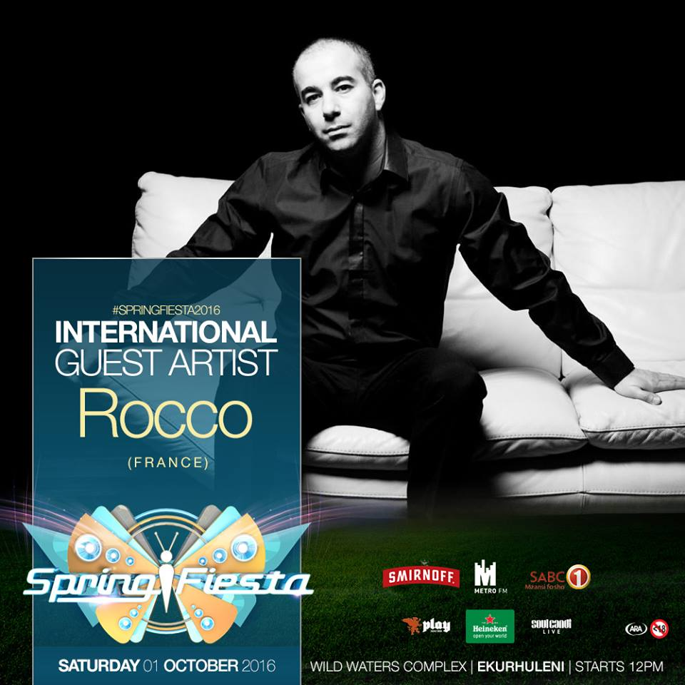 #SpringFiesta2016 with Rocco