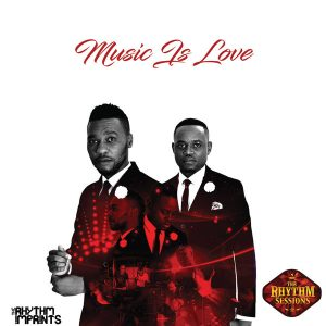 The Rhythm Session – Music Is Love (MESH Album Launch)