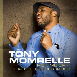 Tony Momrelle – Back Together Again (Richard Earnshaw Vocal Mix)