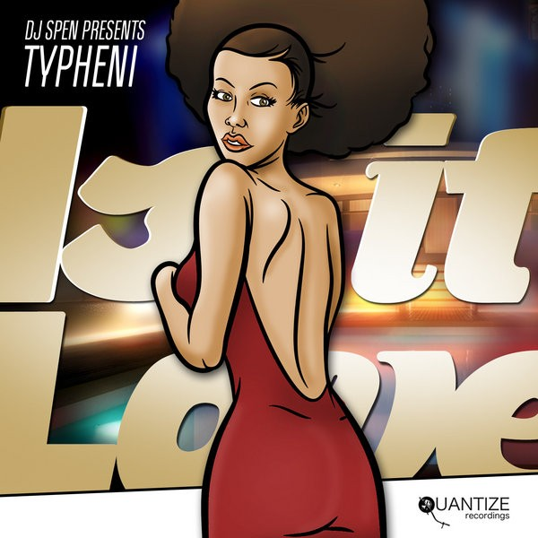 Typheni – Is It Love (Harlum Remix)