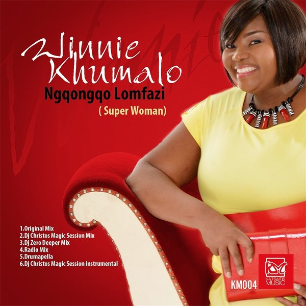 Winnie Khumalo- Ncgocgo Lo Mfazi (DJ Christos Magic Session Remix)