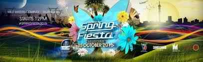 Spring Fiesta 2015 TV Commerical