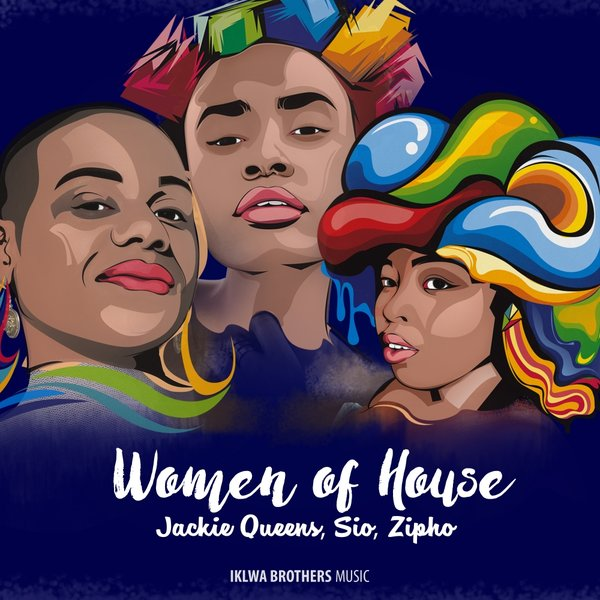 The World Class House Music vocalists ,Sio and Jackie Queens, on radio together