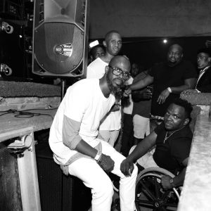 Black Coffee shines the light on DJ Kabila