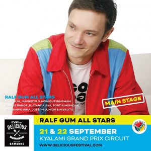 DStv Delicious International Food and Music Festival presents RALF GUM ALL STARS
