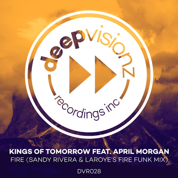 King Of Tomorrow feat April – Fire (Sandy Rivera's Deluxe Mix)