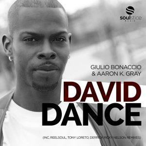 Giulio Bonaccio & Aaron K.Gray – David Dance (Reelsoul)