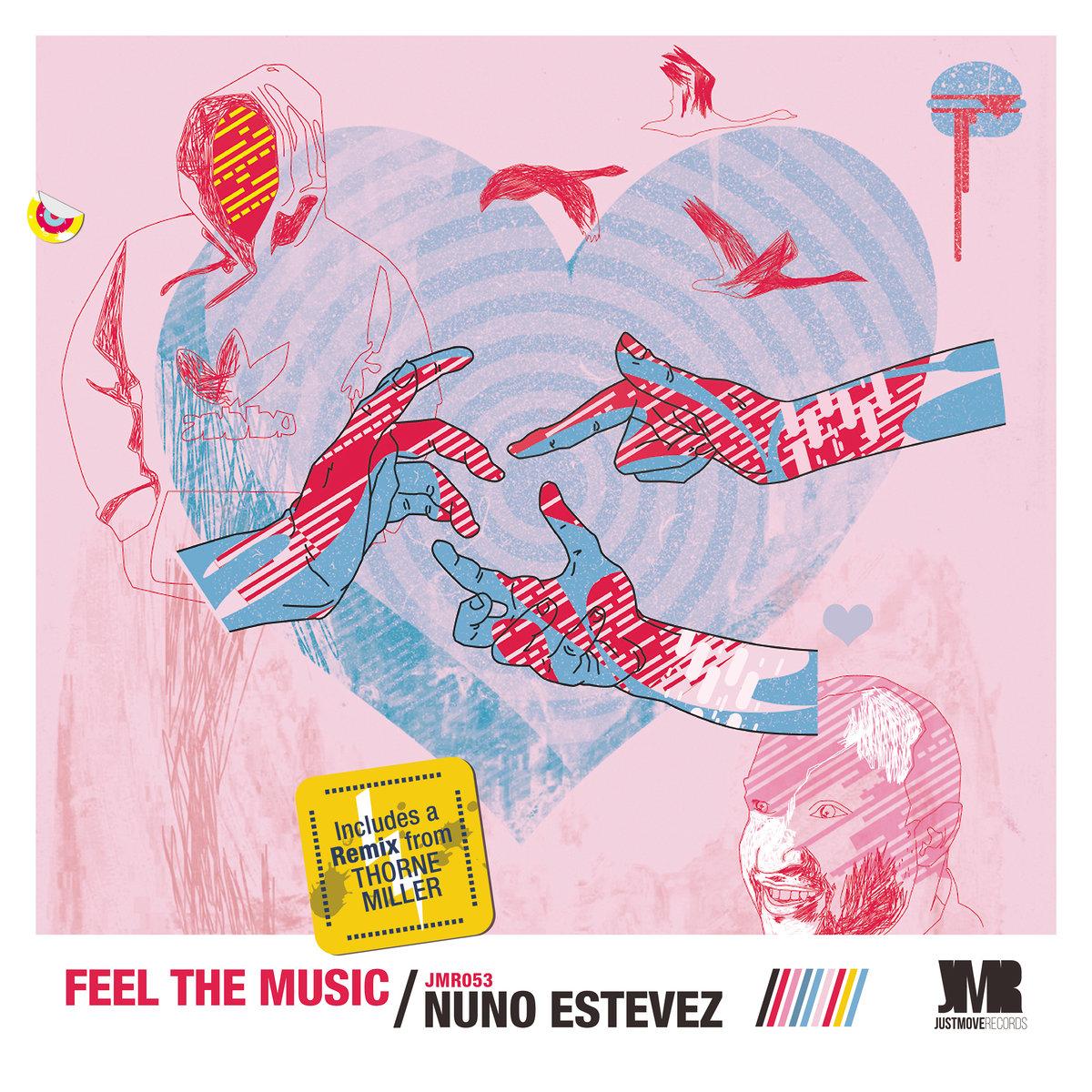 Nuno Estevez – Feel The Music