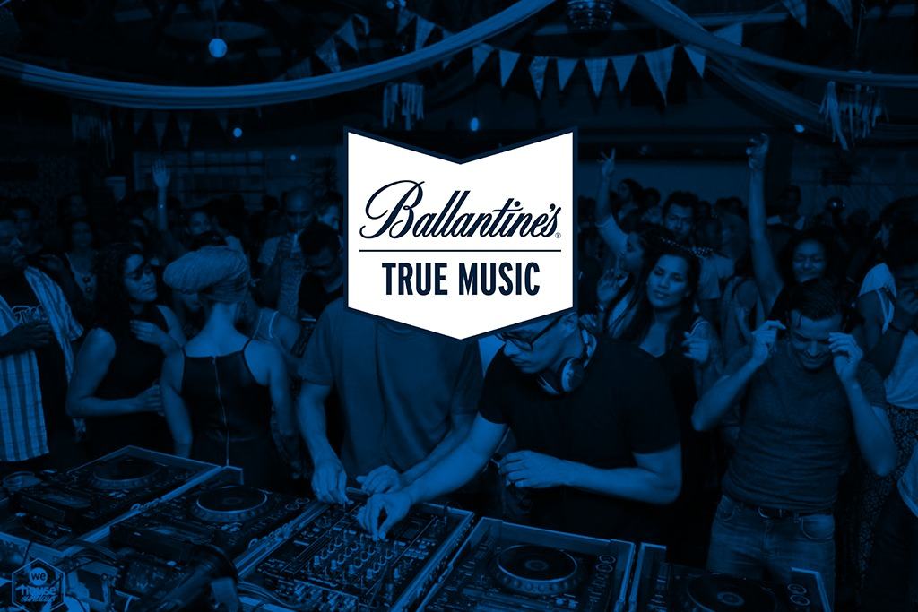 BOILER ROOM X BALLANTINE'S TRUE MUSIC IS COMING TO SOUTH AFRICA FOR THREE INCREDIBLE PARTIES