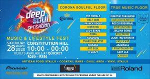 Deep Soul Sensation adds Crackazat to festivities