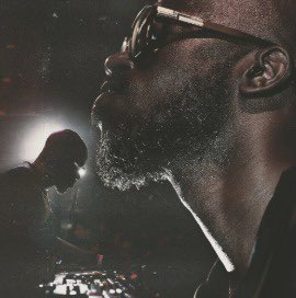 Black Coffee announces an album is on the way