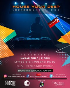 House Your Deep Lockdown Sessions (30th May Edition)