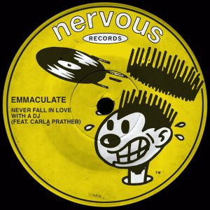 Emmaculate Feat. Carla Prather – Never Fall In Love With A DJ (Spen & Reelsoul Alternative Remix)