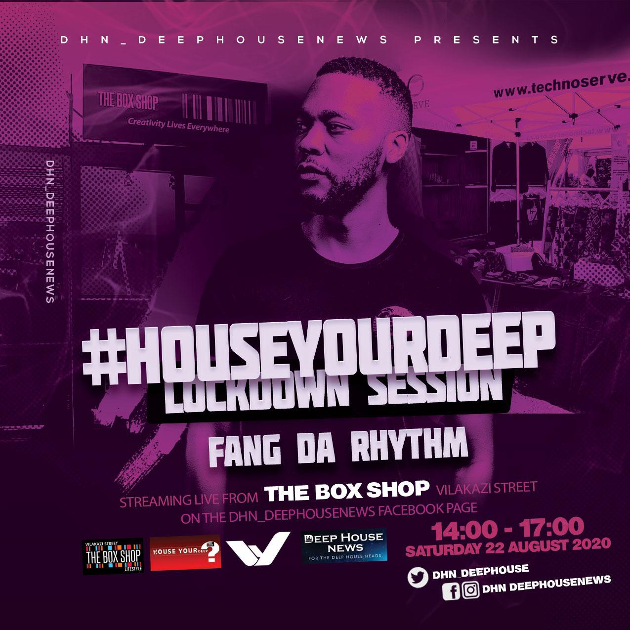 House Your Deep Lockdown Sessions