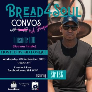 Bread4Soul Convos with Sir LSG