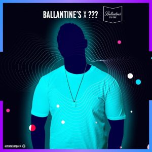 Ballantine's launches partnership with Shimza as the face of their new campaign