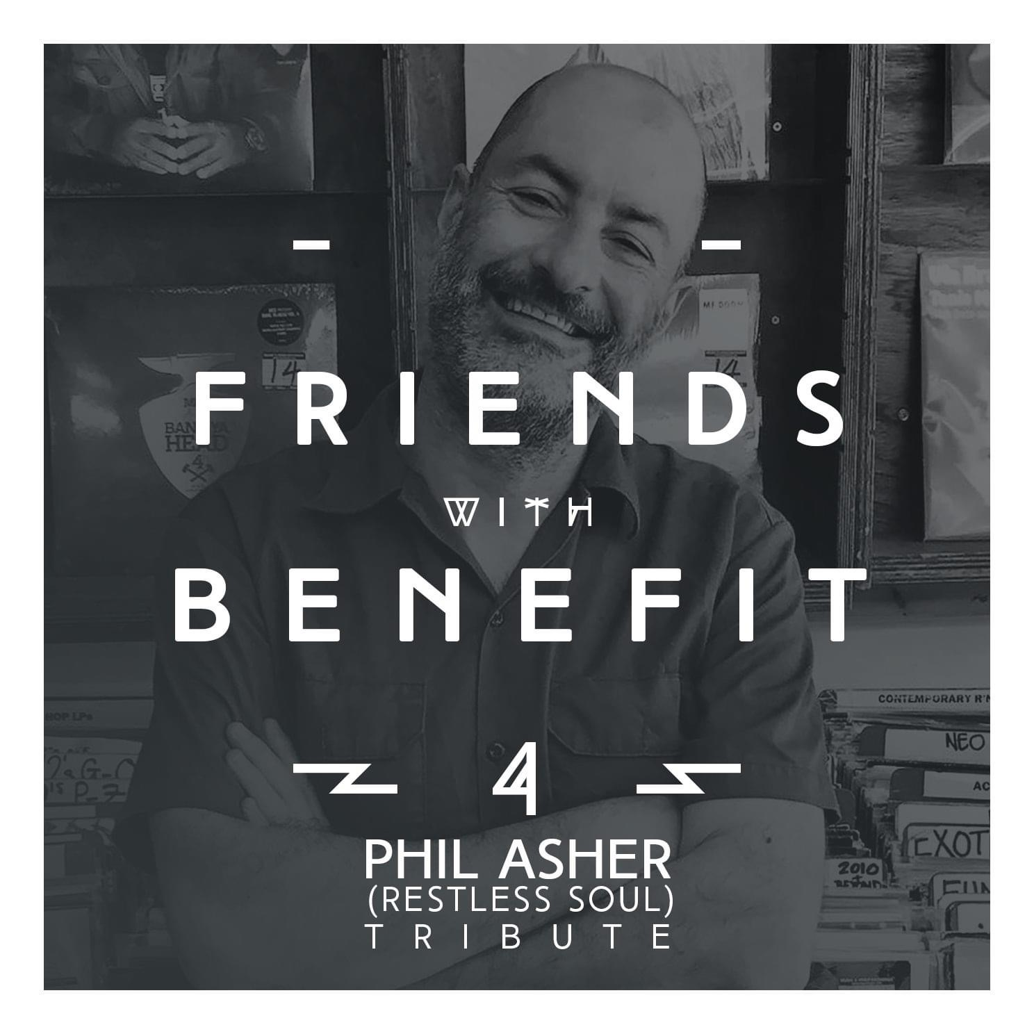 The Phil Asher Tribute Mix from Benefits