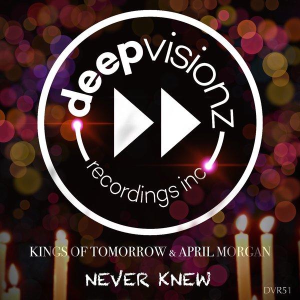 King of Tomorrow feat April Morgan – Never Knew (Sandy Rivera's Classic Mix)