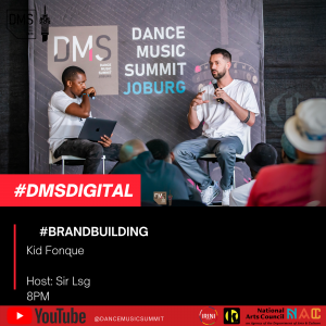 #DMSDigital with KidFonque TONIGHT