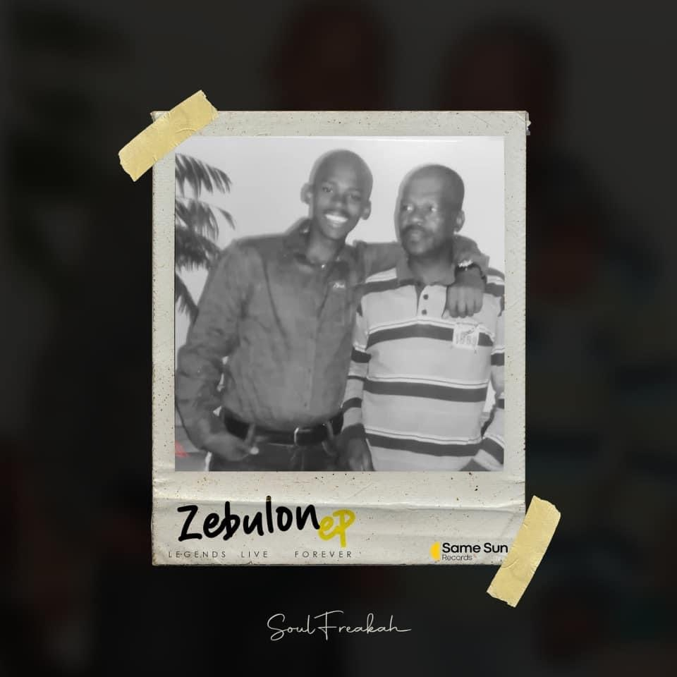 Soulfreakah presents the Zebulon EP