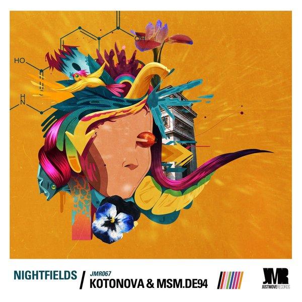 Kotonova & MSM.DE94 – Nightfields