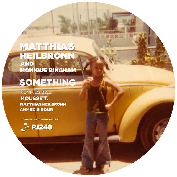 Matthias Heilbronn & Monique Bingham – Something (Ahmed Sirour Remix)